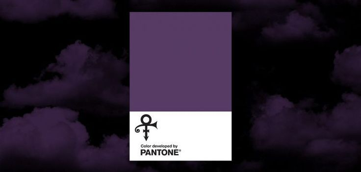 Pantone Color Institute Partners With Prince's Estate to Create 'Love Symbol #2', A Custom Purple Hue