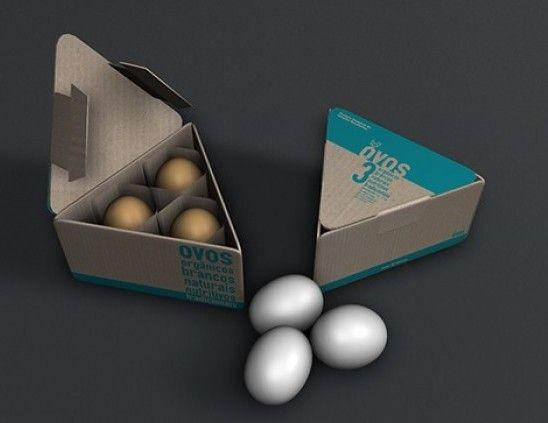 Ignacio Gómez Escobar / Retail Marketing - Colombia: Eggs Packaging: Si tienes huevos, vende con estilo