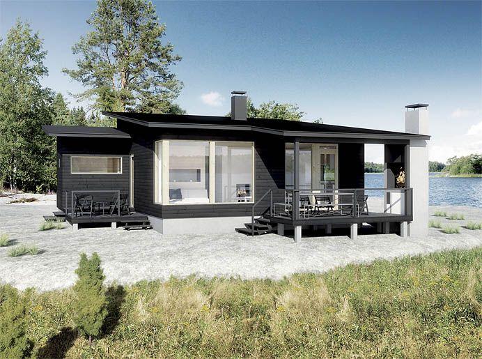 Sunhouse S251. Architect: Kalle Oikari.