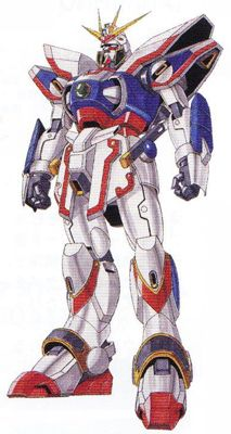 GF7-013NJ Yamato Gundam is a mobile fighter featured in Mobile Fighter G Gundam: 7th Fight. The unit was a mobile fighter of Neo Japan during the 7th Gundam Fight and was piloted by Shuuji Kurosu .