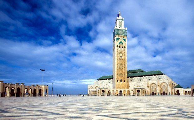 Mesquita de Hassan II, Casablanca, Marrocos