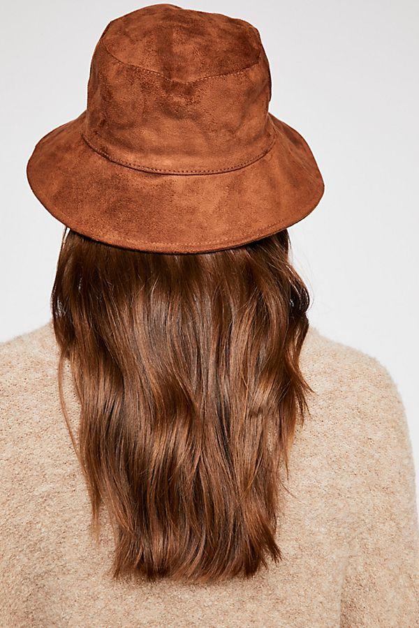 057005f8d Haven Vegan Suede Bucket Hat | 2019 Product Ideas | Bucket hat, Hats ...