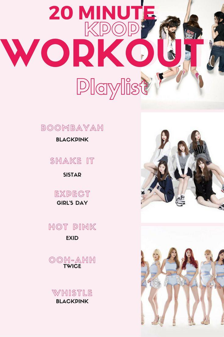 13 best Kpop Workout images on Pinterest | Kpop workout ...