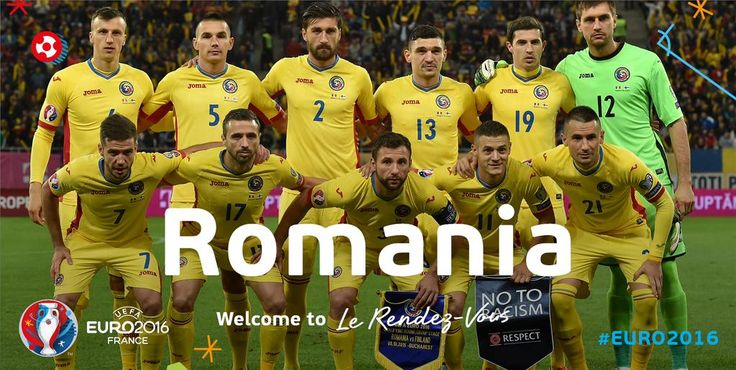 Romania book their place at #EURO2016... Congratulations! Welcome to #LeRendezVous!