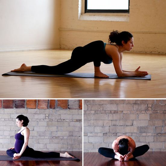 Yoga Poses For Hip Flexibility | ... stretches after a run, Lizard will target your hips and hip flexors