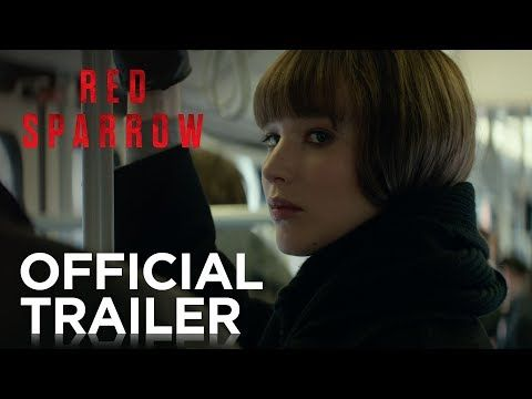 Seduce. Deceive. Repeat - Jennifer Lawrence is the world's deadliest Russian assassin. A master of seductive and manipulative combat in upcoming thriller 'Red Sparrow'! | Shock Mansion