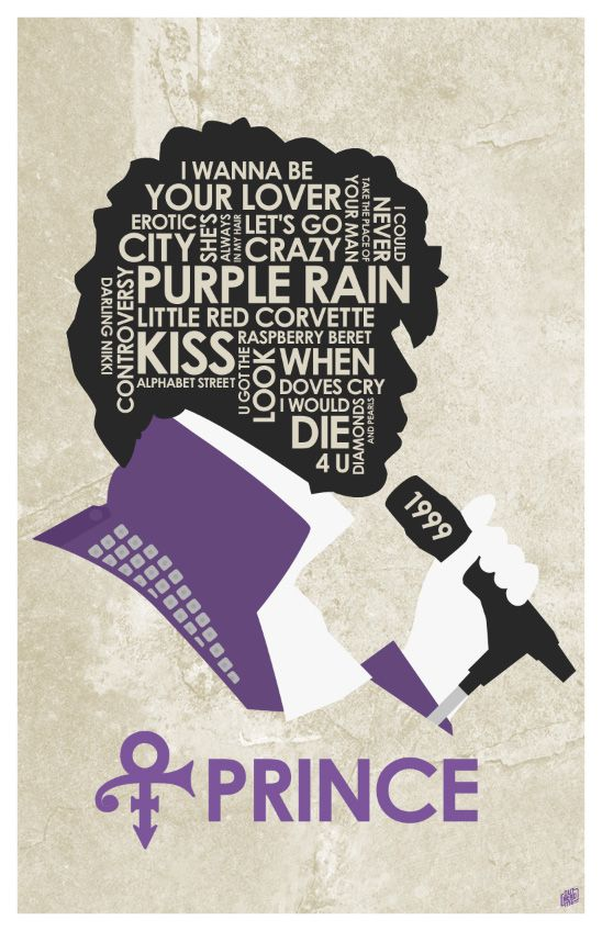 A tribute for Prince #prince
