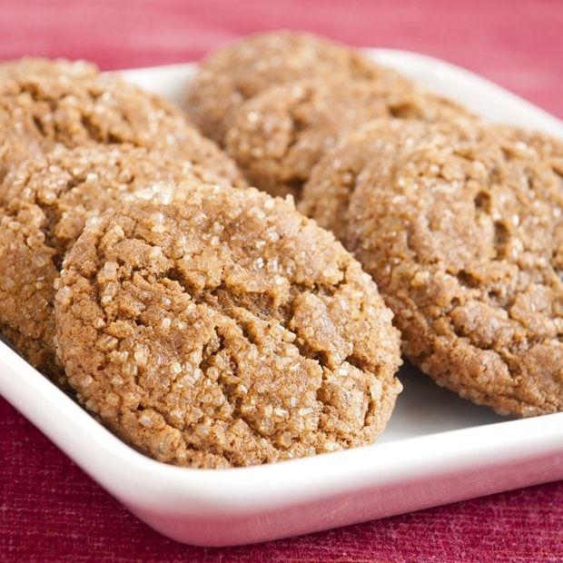Гигантские имбирные печенья