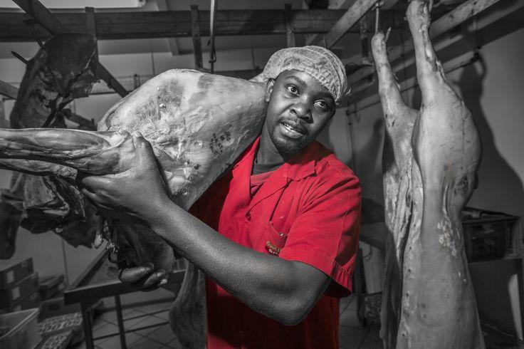 #JonssonWorkwear #Workwear #Work #Photograpy #Meat #Clothing