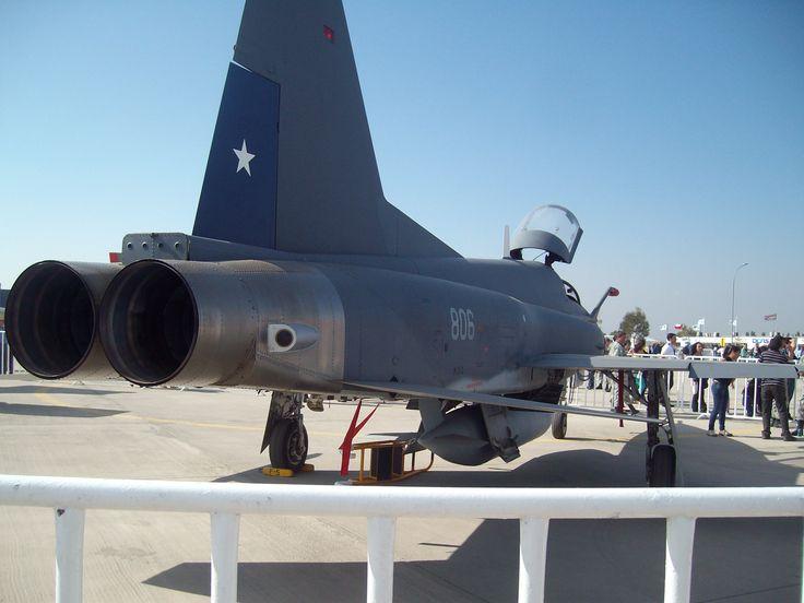 Northrop F-5 E/F Tiger III Chilean Airforce