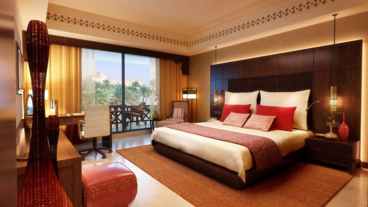 Camera da letto in stile zen n.35