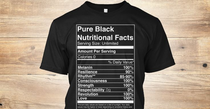 Black People Shirts