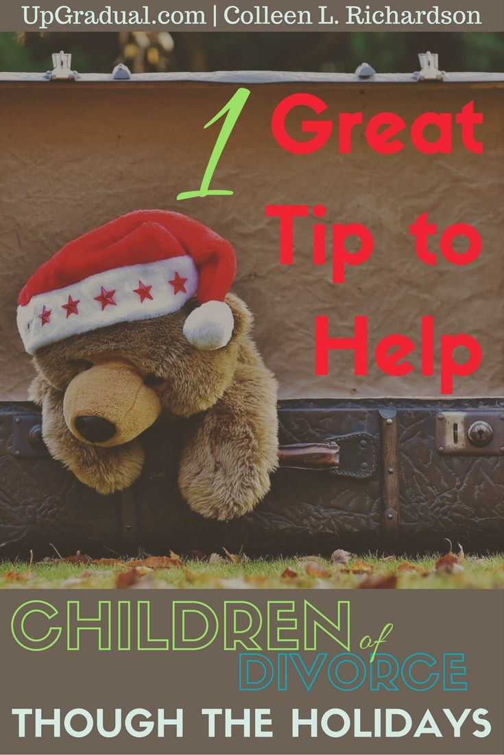 Children of Divorce   Parenting Tips   Christmas Holiday Parenting Tips