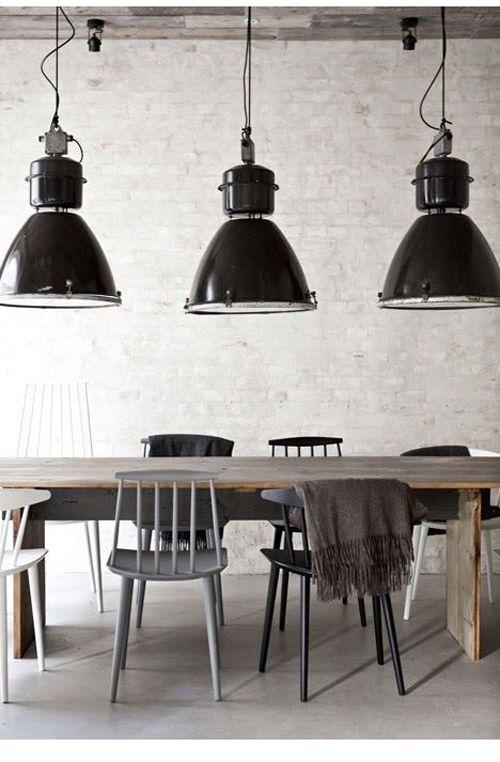 Industriële lamp als blikvanger in je interieur_3 Industriële lamp ...