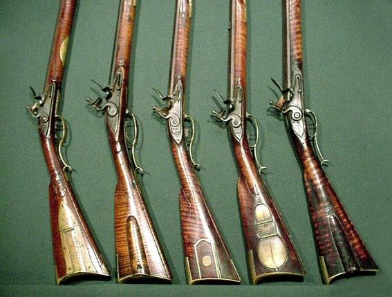 The Kentucky Long rifle. made possible the settlement of a continent; and ultimately Freed our country of foreign domination.