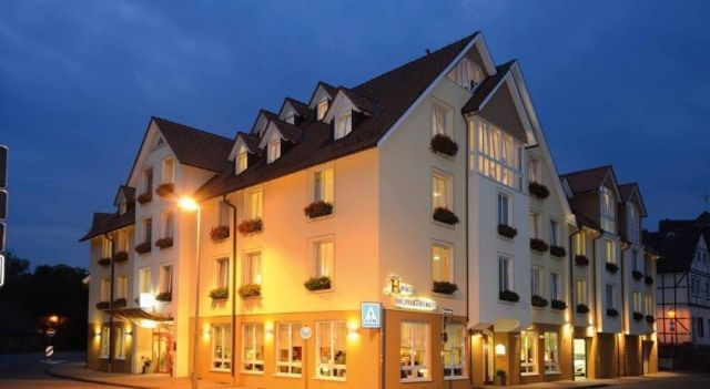Flair Hotel Stadt Höxter - 3 Star #Hotel - $97 - #Hotels #Germany #Höxter http://www.justigo.in/hotels/germany/hoxter/flair-stadt-hoexter_216207.html