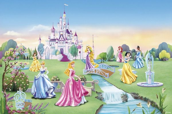 disney princess wall decals | Princess Wall Murals, Precisely What Your Girls Warrants