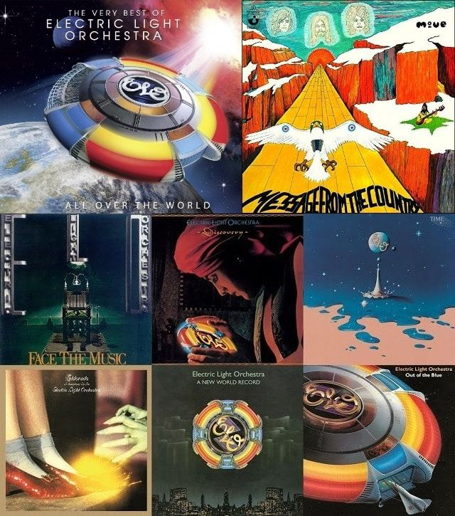 Favourite ELO Songs