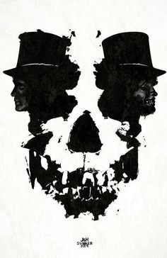 Another Dark and Macabre Skull Optical Illusion - http://www.moillusions.com/another-dark-and-macabre-skull-optical-illusion/?utm_source=Pinterest&utm_medium=Social
