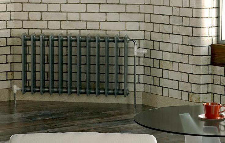 Gliederheizk rper im stil der 1960er jahre heizung for Lampen zur scheune