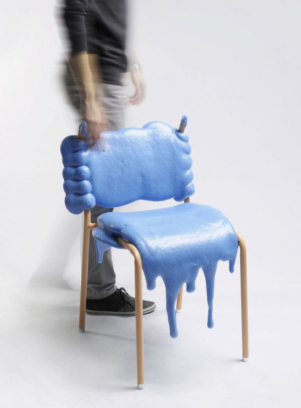 Toll Melting Foam Chairs