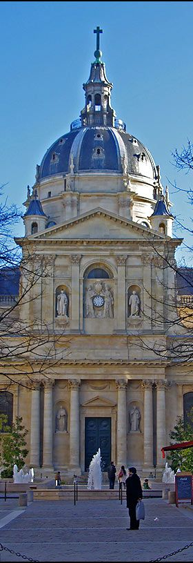 La Sorbonne University - Paris, FRANCE