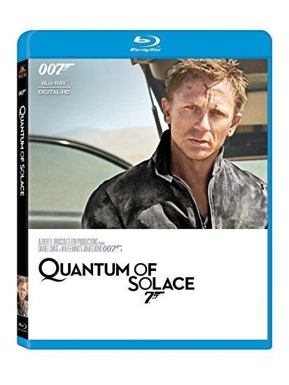 Mathieu Amalric & Daniel Craig - Quantum of Solace