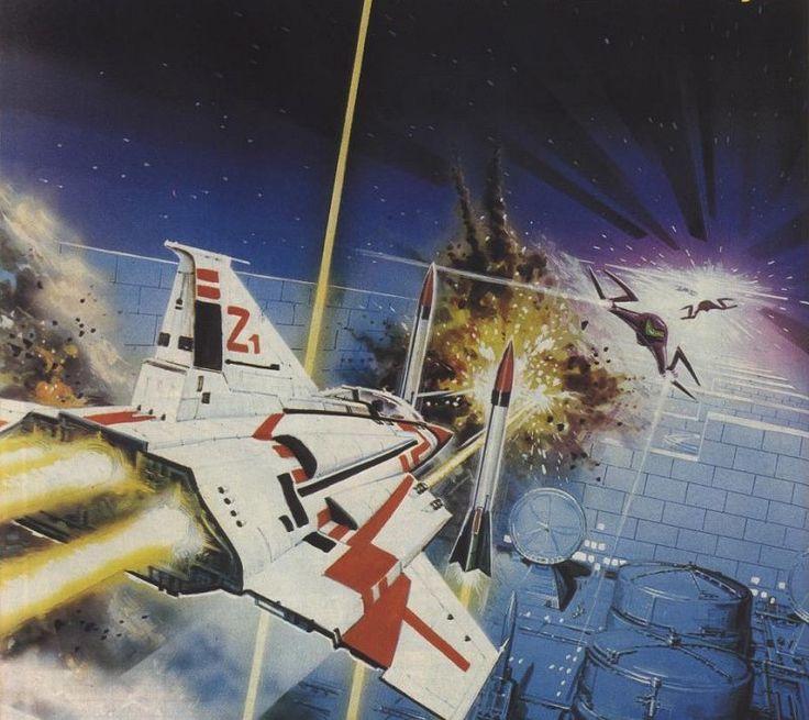 Zaxxan (Starzone)  Artist: Oliver Frey