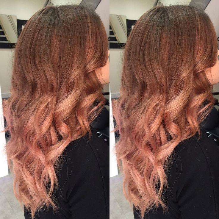 25 best ideas about peach hair on pinterest peach hair