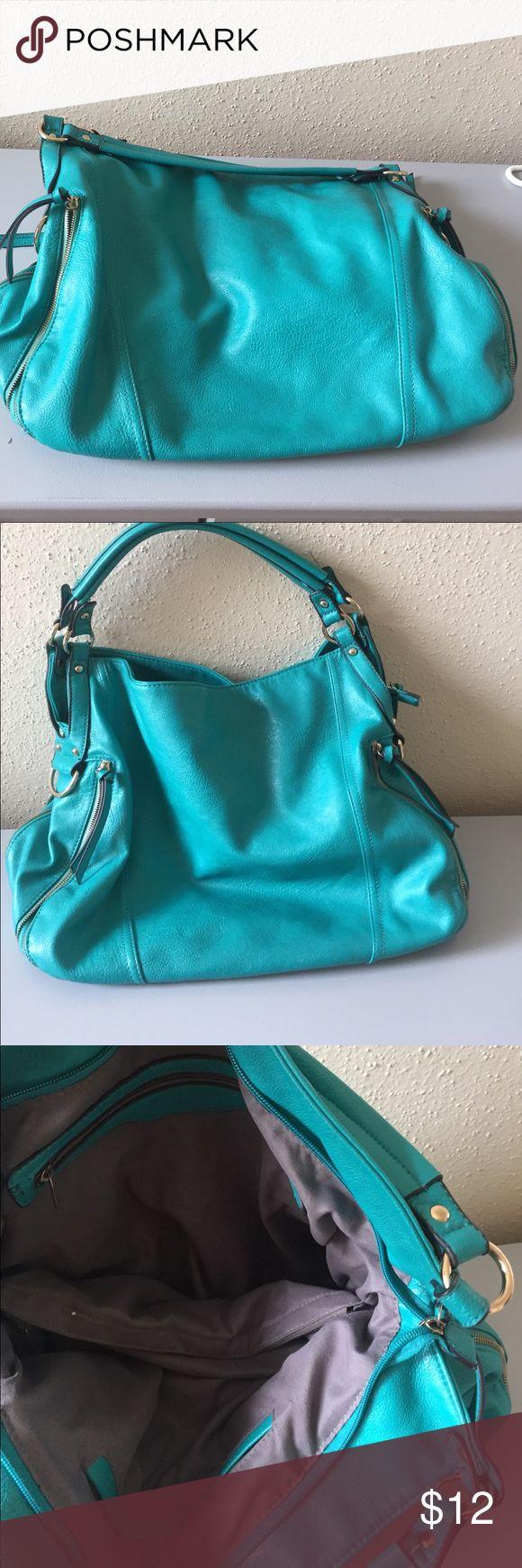 Teal purse Teal purse Bags Satchels