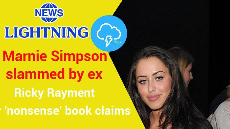 Marnie Simpson slammed by ex Ricky Rayment over 'nonsense' book claims