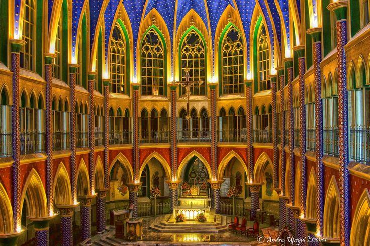 Basilica de la Virgen de Fatima en Tocancipa. Los Caballeros de la Virgen. (Tocancipá) - TripAdvisor