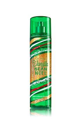 Vanilla Bean Noel Fine Fragrance Mist - Signature Collection - Bath & Body Works