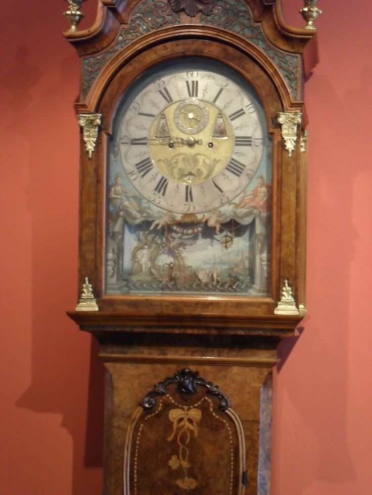 klok in museum in Oldenburg