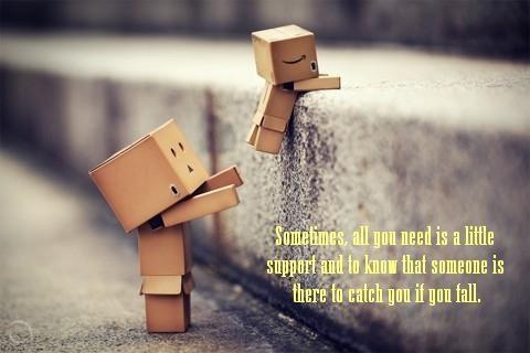 Friendship Quotes Support. QuotesGram