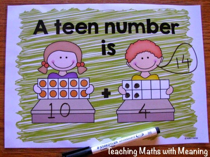Teaching Maths with Meaning: Currently and New Product!