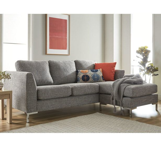 Myla 3 Seater Chaise Furniture Sofa Chaise Sofa