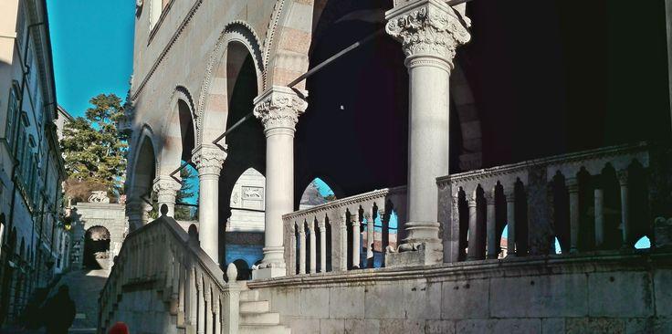 udine centro sotto il castello 2016 foto gladis