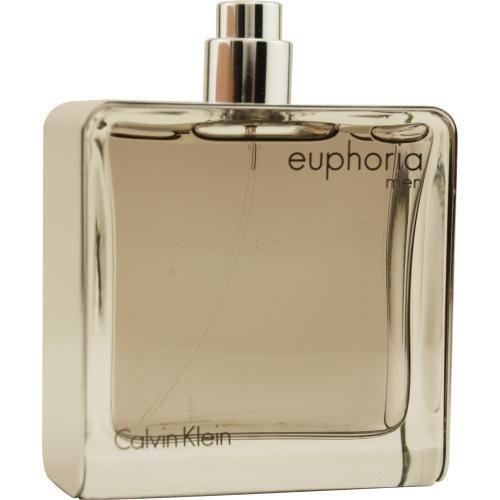 Euphoria Men By Calvin Klein Edt Spray 3.4 Oz *tester