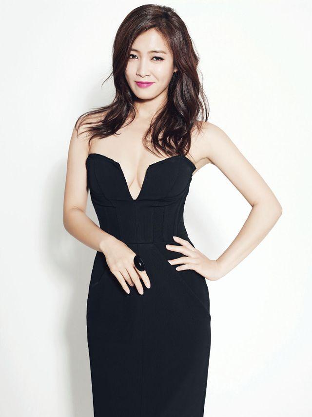 Nam Sang-mi // Marie Claire Korea // August 2013