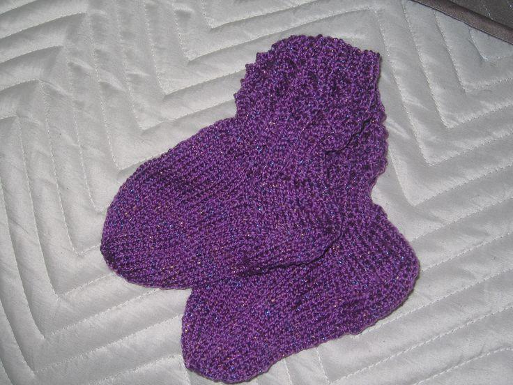 Lisa-Loten pikkuiset sukat.