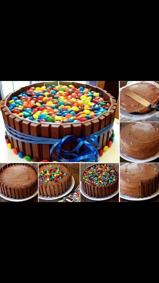 Yummi cake idea!!!