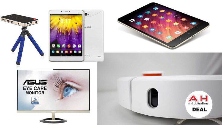 GearBest Deals: Xiaomi Mi Pad 3, H96 Mini Projector & More #Android #Google #news
