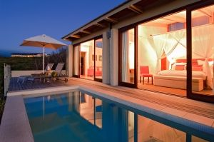 SOUTH AFRICA - Grootbos Lodge 5 star luxury accommodation in Hermanus South Africa