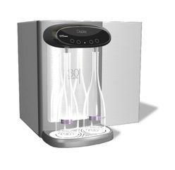 Le concept AQua chiara eau micro-filtrée « zéro kilomètre », est depuis quelques années une véritable révolution