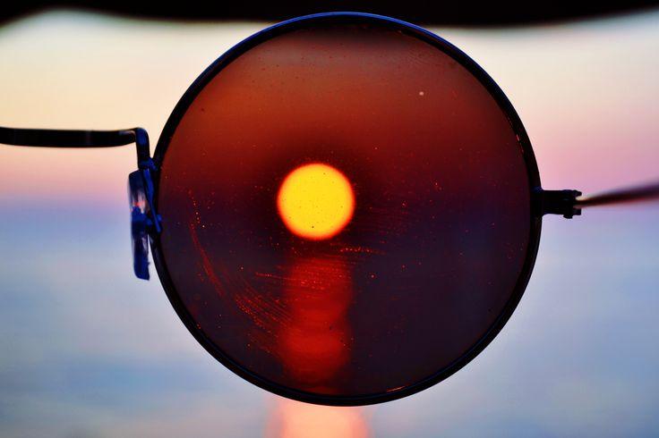 Amazing sunset in Croatia   Alexa Otet