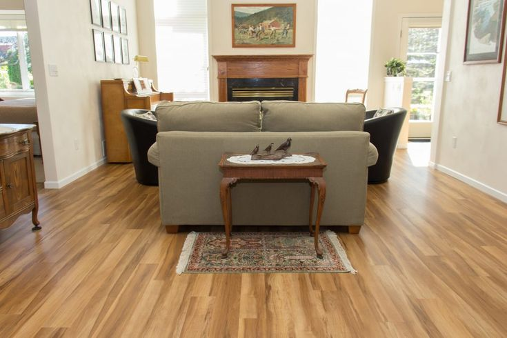 Flooring Luxury Vinyl Plank Coretec Plus Red River