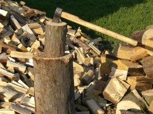 DIY Firewood Storage Shed for Outdoors That's Easy to Build