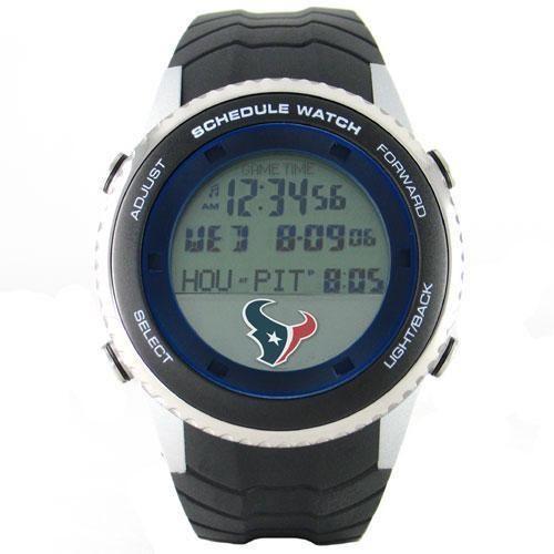 Houston Texans NFL Men's Schedule Watch
