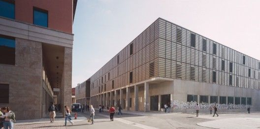Student Housing Novoli (C+S)